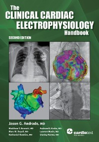 Cover Clinical Cardiac Electrophysiology Handbook, Second Edition