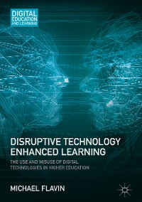 Cover Disruptive Technology Enhanced Learning