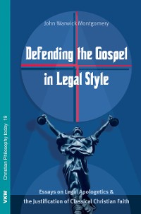 Cover Defending the Gospel in Legal Style