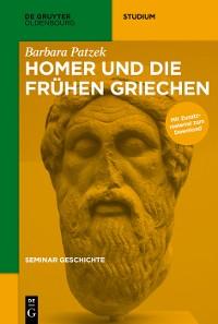 Cover Homer und die frühen Griechen