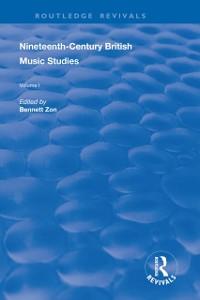 Cover Nineteenth-Century British Music Studies