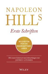 Cover Napoleon Hills erste Schriften