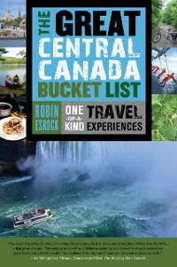Cover Great Central Canada Bucket List