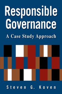 Cover Responsible Governance: A Case Study Approach