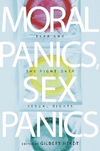 Cover Moral Panics, Sex Panics