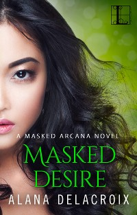 Cover Masked Desire