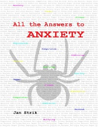 Cover All the Answers to Anxiety