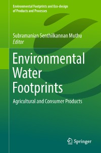 Cover Environmental Water Footprints