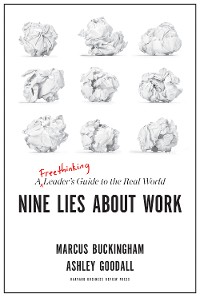 Cover Nine Lies About Work