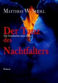 Cover Der Tanz des Nachtfalters
