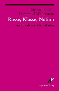 Cover Rasse, Klasse, Nation