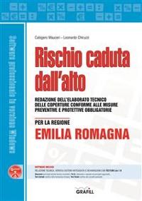 Cover Rischio caduta dall'alto per la regione Emilia Romagna
