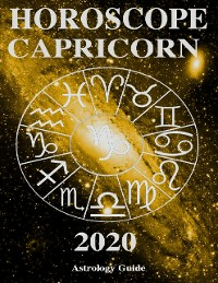 Cover Horoscope 2020 - Capricorn