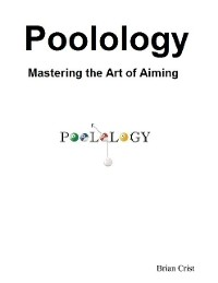 Cover Poolology - Mastering the Art of Aiming