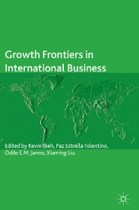 Cover Growth Frontiers in International Business