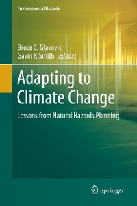 Cover Adapting to Climate Change