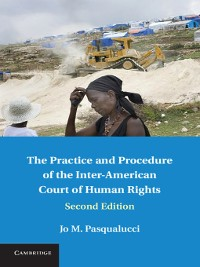 Cover The Practice and Procedure of the Inter-American Court of Human Rights