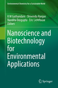 Cover Nanoscience and Biotechnology for Environmental Applications