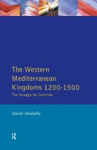 Cover Western Mediterranean Kingdoms