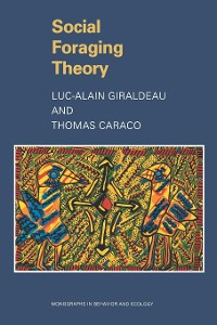 Cover Social Foraging Theory