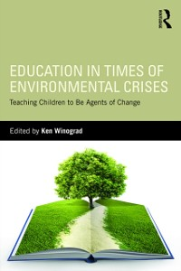 Cover Education in Times of Environmental Crises