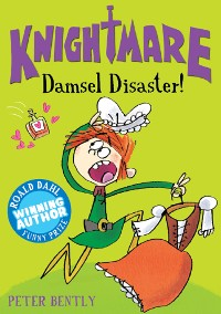 Cover Damsel Disaster!