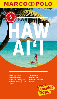 Cover MARCO POLO Reiseführer Hawaii