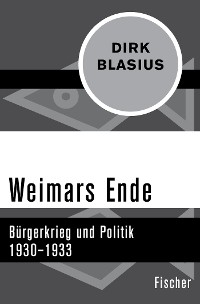 Cover Weimars Ende