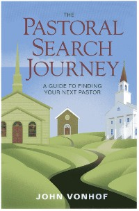 Cover The Pastoral Search Journey