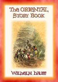Cover THE ORIENTAL STORY BOOK - Eastern Adventures and Stories