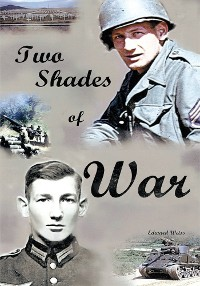 Cover Two Shades of War