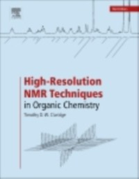 Cover High-Resolution NMR Techniques in Organic Chemistry