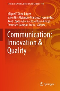 Cover Communication: Innovation & Quality