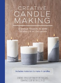 Cover Creative Candle Making