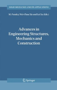 Cover Advances in Engineering Structures, Mechanics & Construction