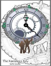 Cover The Karzalean Key