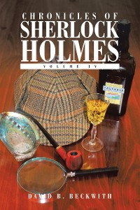 Cover Chronicles of Sherlock Holmes