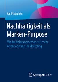 Cover Nachhaltigkeit als Marken-Purpose