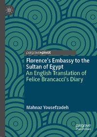 Cover Florence's Embassy to the Sultan of Egypt