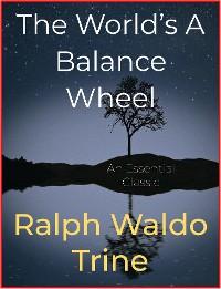 Cover The World's A Balance Wheel