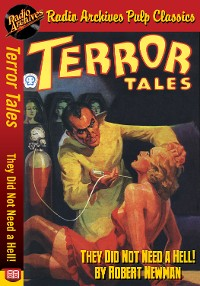 Cover Terror Tales - They Did Not Need a Hell!