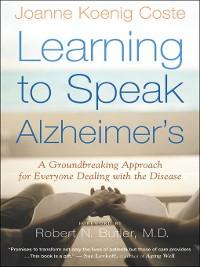 Cover Learning to Speak Alzheimer's