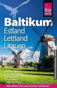 Cover Reise Know-How Reiseführer Baltikum: Litauen, Lettland, Estland