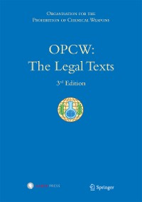 Cover OPCW: The Legal Texts