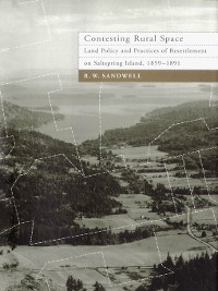 Cover Contesting Rural Space