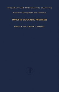 Cover Topics in Stochastic Processes