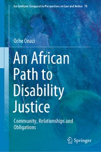 Cover An African Path to Disability Justice