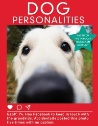 Cover Dog Personalities