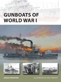 Cover Gunboats of World War I