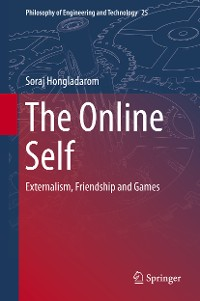 Cover The Online Self